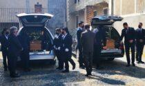 Strage di Rivarolo, le foto dell'ultimo saluto a Wilson e Maria Grazia
