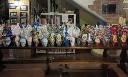 Torino Tricolore: domani distribuite 100 uova ai bambini meno fortunati