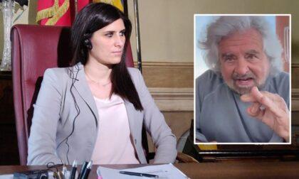 """Video-chock di Grillo, la Appendino cerchiobottista: difende la vittima di stupro ma è """"vicina"""" a Beppe"""