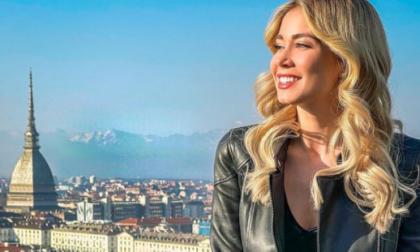 """Diletta Leotta incantata: """"La bellezza di Torino lascia senza fiato"""""""