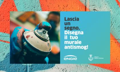 """A Settimo Torinese gli studenti diventano street artist """"sostenibili"""" per pesare meno sull'ambiente"""
