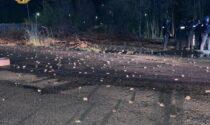 San Didero: i video dell'attacco dei No Tav alla Polizia con lancio di sassi e bombe carta