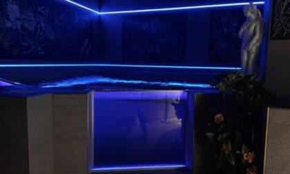 Assembramenti al Club Privè con sauna e piscina funzionanti: chiuso
