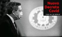 Guida rapida al nuovo decreto Covid valido fino al 30 aprile: le novità per punti