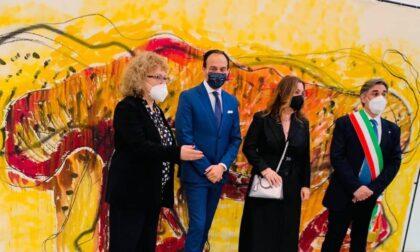 A Rivoli il primo museo di Arte Contemporanea d'Italia ad ospitare un Hub vaccinale
