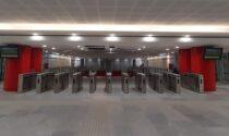 Metropolitana: lavori finiti alla stazione Bengasi, ecco le foto in anteprima