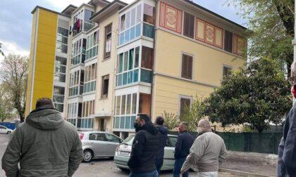 Occupazioni abusive delle case Aler, blitz di Torino Tricolore