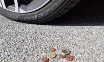 Anziana derubata da tre delinquenti con il trucco delle monetine, ma arrivano i Cc