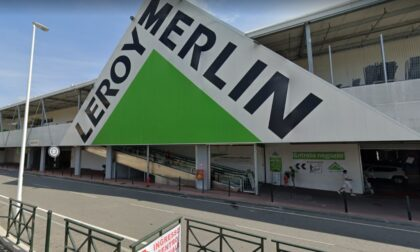 """Arrestato al Leroy Merlin ladro del """"fai da te"""""""