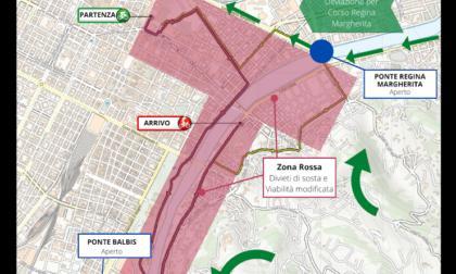 Sabato 8 maggio appuntamento con il Giro d'Italia: si parte da Piazza Castello