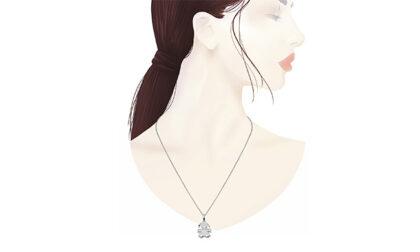 La collana con bambino di leBebé, idea-regalo per tante occasioni
