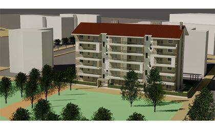 Nuovo quartiere in costruzione a Venaria Reale