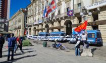 """Lavoratori Embraco e sindacati davanti alla Regione: """"Fate partire Italcomp"""""""