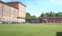 Vaccinazioni Covid, l'hub dei carabinieri nel Castello di Moncalieri