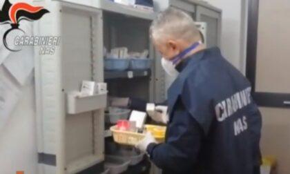 Controlli dei Nas nelle RSA: in Piemonte segnalati due operatori no vax