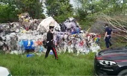 Traffico illecito di rifiuti e riciclaggio, 13 arresti: indagini partite dal Canavese