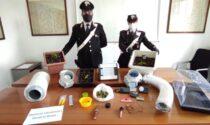 Estorsione, rissa e droga: arrestate quattro persone