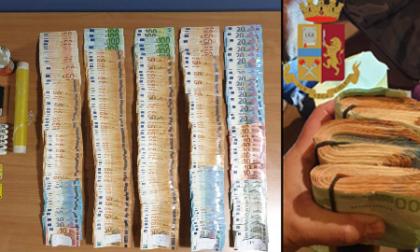 Padre di famiglia e spacciatore di cocaina (con 20.000 euro nell'armadio)