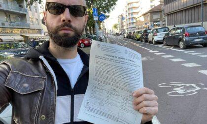 Ciclabile di via Nizza: Torino Tricolore protesta insieme ai residenti