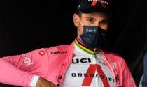 Giro d'Italia: Top Ganna, il sogno del Piemonte su due ruote, resta in maglia rosa