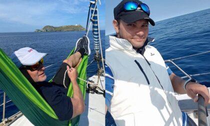 Tre velisti piemontesi affondano a Capri in piena notte: salvi per miracolo