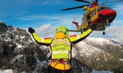 Monte Rosa: alpinista 32enne muore precipitando per mille metri, faceva parte della scuola di Cala Cimenti