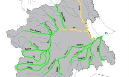 Rischio idrogeologico e idraulico: allerta arancione sul Piemonte