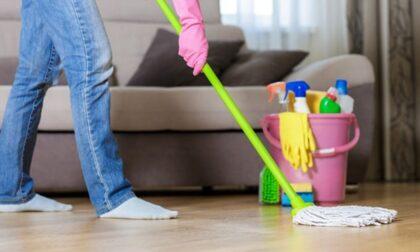Torino settima provincia in Italia per l'attenzione verso le pulizie di casa