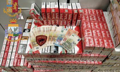 Ricercato per contrabbando di sigarette, lo arrestano a Moncalieri