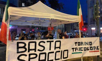 Torino Tricolore non molla, di nuovo in Barriera contro aggressioni e spaccio