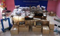 Sequestrati 300 chili di droga: arrestato (insospettabile) titolare di un'autofficina