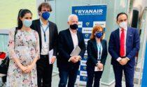 Il Piemonte pronto a ripartire con Torino sedicesima base di Ryanair: tutte le rotte