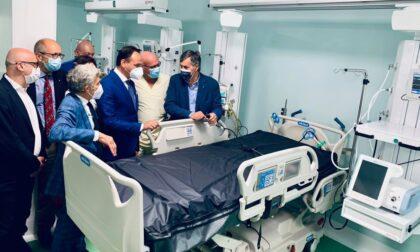 Inaugurata la nuova terapia subintensiva-intensiva all'ospedale Mauriziano