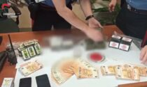 Pusher tradito dall'atteggiamento sospetto,trovato con 4 chili di droga