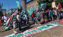 In agitazione anche a Torino i lavoratori del comparto servizi rifiuti