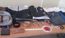 Merce contraffatta al Balon: sequestrati Rolex falsi e altri oggetti di note marche