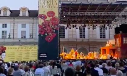 """""""L'elisir d'amore"""" del Regio Opera Festival: una dedica al personale medico e sanitario impegnato contro il Covid"""