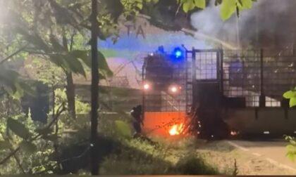 Assalto No Tav: la Polizia spara lacrimogeni