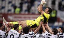 Buffon al Parma: l'addio (con lacrimuccia) al portierone bianconero