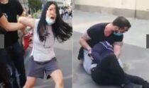 Fidanzati stranieri e maltrattamenti della Polizia: video-shock con polemica sul web