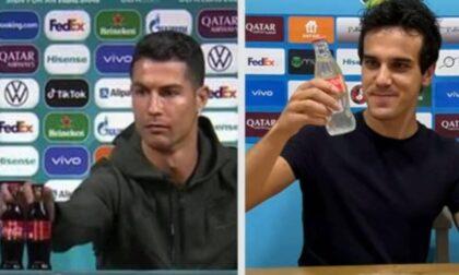 Illusionista torinese prende in giro Ronaldo: guardate che magia!