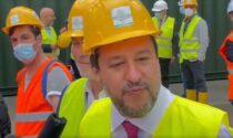 """Salvini visita i cantieri Tav: """"Ecco l'Italia che riparte"""""""