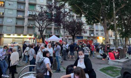 Picchetto in Barriera: 100 persone contro spaccio e degrado