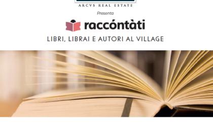 """Il festival letterario """"Raccontati"""" anima le serate d'estate del Torino Outlet Village"""