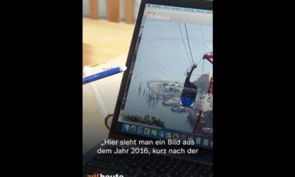 Funivia Mottarone: spuntano i video nei quali si vedrebbero i forchettoni inseriti già nel 2014