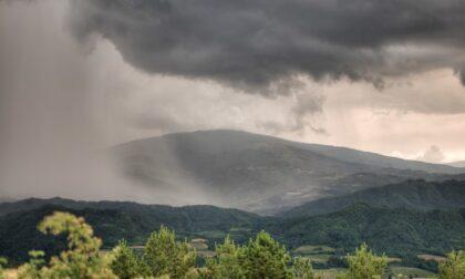 Allerta meteo in Piemonte, rischio forti temporali dal tardo pomeriggio