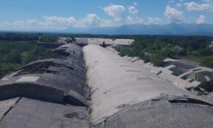 Bomba d'amianto a Biella: Arpa rimuove tonnellate di rifiuti pericolosi in un'area dismessa