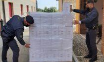 Prosecco doc contraffatto: sequestrati 5mila litri di vino destinati al mercato di Torino