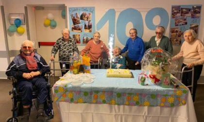 Nonna Carolina si è spenta a 109 anni: addio prof!