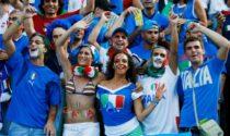 Europeo agli Azzurri: diventa virale la foto della Appendino in bikini tricolore nel 2006